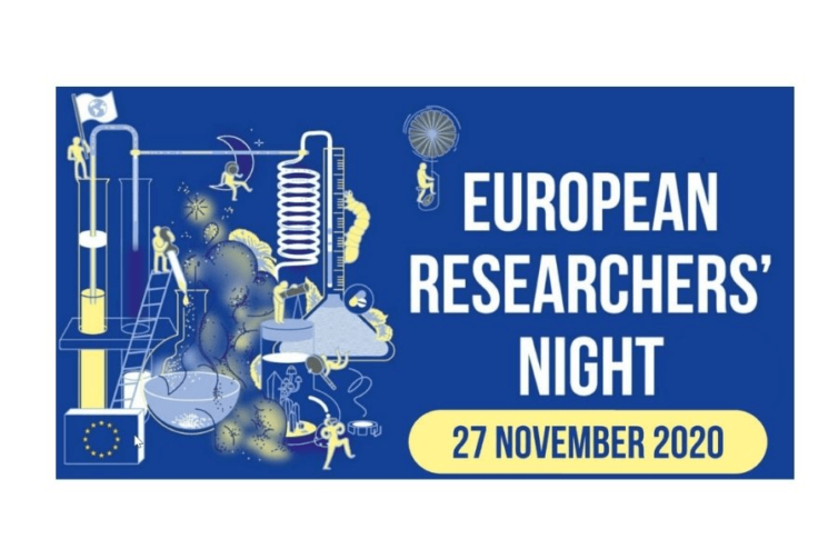 H-CLOUD talk on Green ICT at the European Researchers' Night
