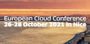 European Cloud Conference @ Nice, France